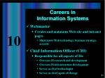 careers in information systems4