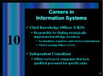 careers in information systems6