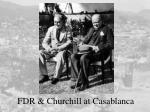 fdr churchill at casablanca