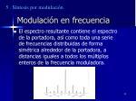 modulaci n en frecuencia1