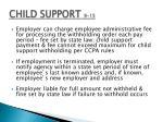 child support 9 15