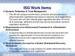 isg work items1