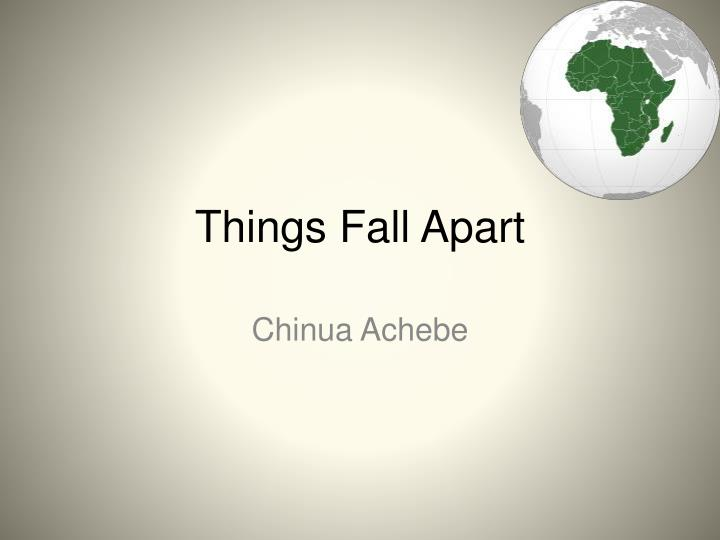things fall apart n.