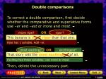 double comparisons1