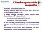 l identit agricola delle cooperative3