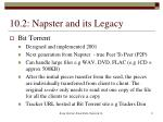 10 2 napster and its legacy2