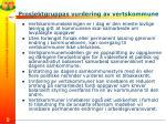 prosjektgruppas vurdering av vertskommune