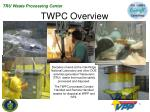 twpc overview