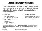 jamaica energy network