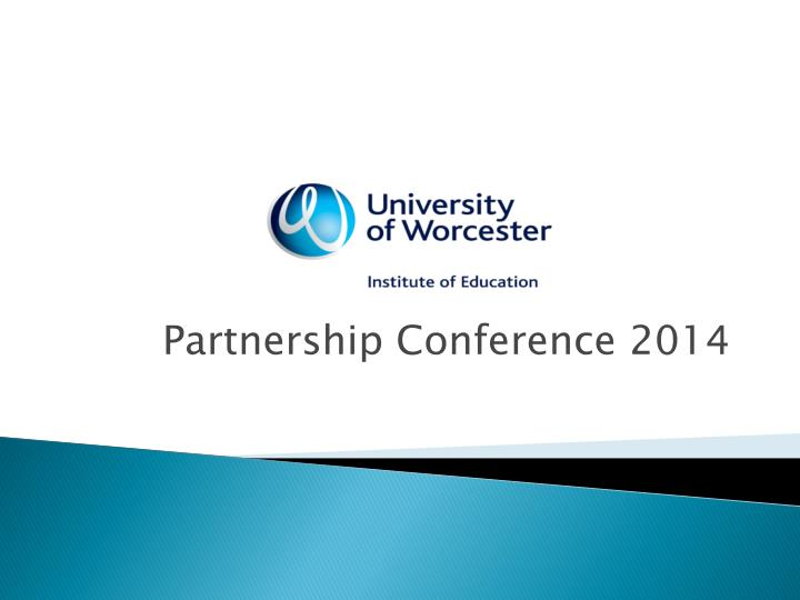 partnership conference 2014 n.