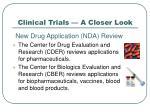 clinical trials a closer look19