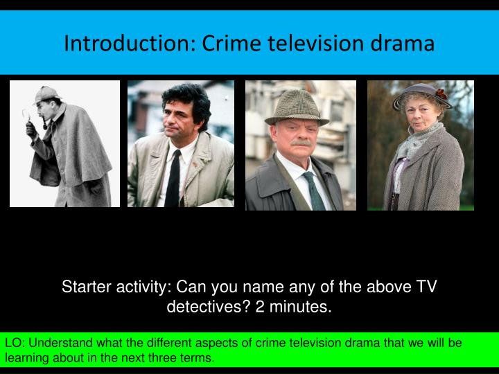 introduction crime television drama n.
