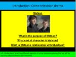 introduction crime television drama13