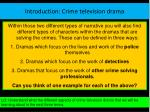 introduction crime television drama15