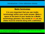 introduction crime television drama2