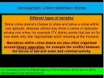 introduction crime television drama8