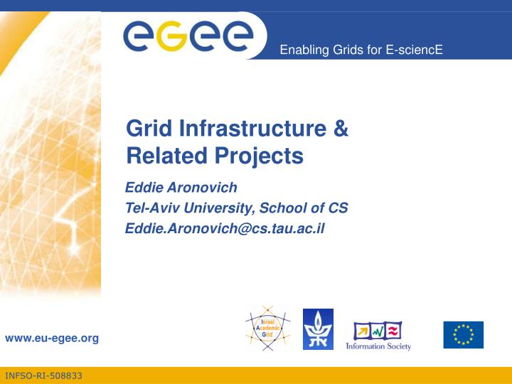 grid infrastructure related projects n.