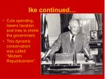 ike continued1