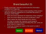 brand beautiful 3