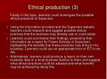 ethical production 3