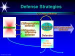 defense strategies