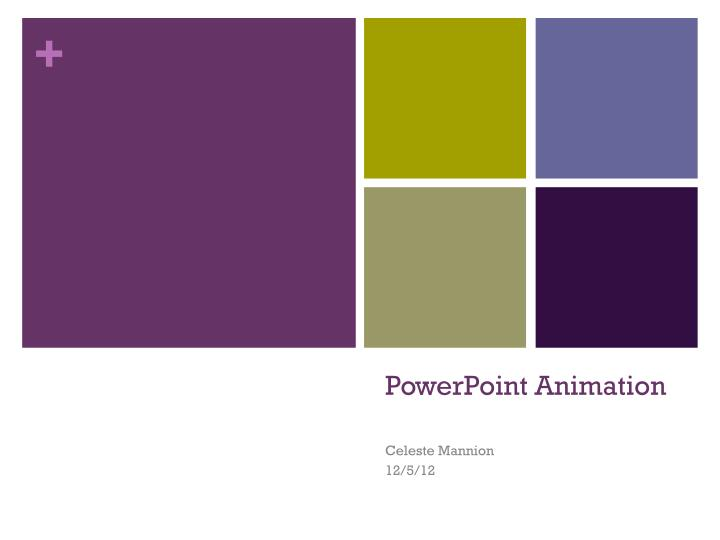 powerpoint animation n.
