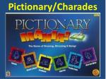 pictionary charades