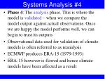systems analysis 4