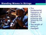 standing waves in strings2