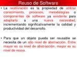 reuso de software1