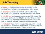 job taxonomy