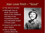 jean louis finch scout
