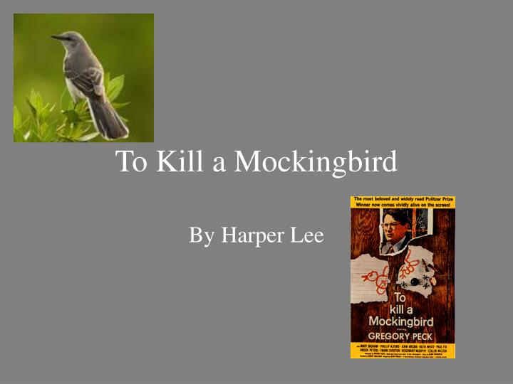to kill a mockingbird n.