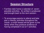 session structure2
