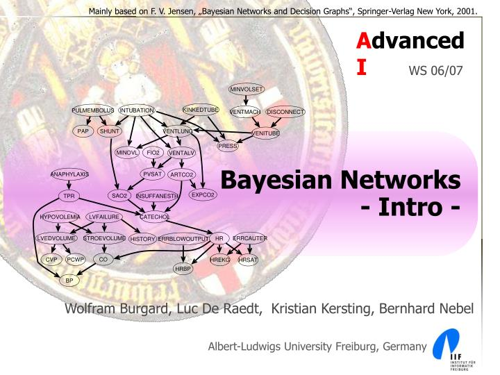 bayesian networks intro n.