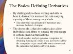 the basics defining derivatives3