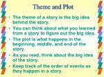 theme and plot1