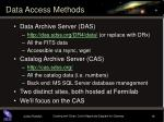data access methods