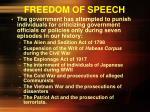 freedom of speech2