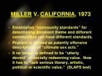 miller v california 1973