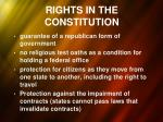 rights in the constitution1