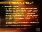 symbolic speech4
