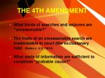 the 4th amendment2