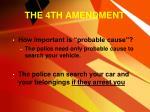 the 4th amendment3