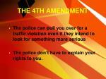 the 4th amendment4