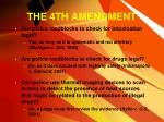 the 4th amendment5