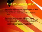 the 4th amendment7