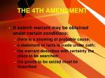 the 4th amendment9