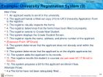 example university registration system 3