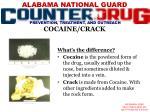 cocaine crack